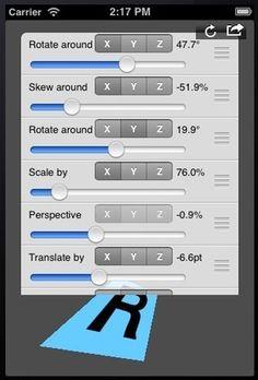 #iOS #Development #Tool : Transformifier #site #board