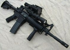 Colt Tactical M4A1 Carbine