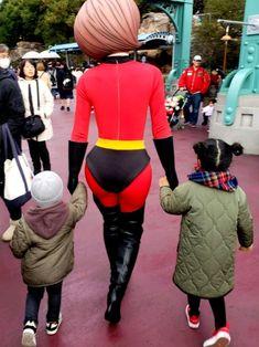 ディズニーシー⛴️openからlastまでたっぷり遊び尽くしたよ🎵 先日Mr.インクレディブル Disney Pixar, Disney Characters, Fictional Characters, Mrs Incredible, Big Hero 6, Deadpool, The Incredibles, Cosplay, Zipper