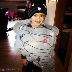 Tiny Tornado - 2012 Halloween Costume Contest