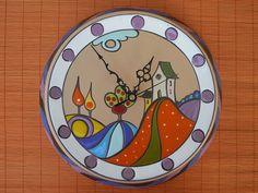 cuerda seca | ceramica come mestiere: Tecnica, smalti, esecuzione della CUERDA SECA