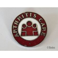 Form Captain School Shield Badge Handmade Vitreous Enamel