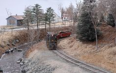 Allagash Railway photos - Mike Confalone's layout. THIS MAKES ME THINK ABOUT ADDING ASH FROM THE FIRE TO THE SIDES OF THE TRACK!!