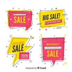 Sale Banner, Web Banner, Icon Design, Layout Design, Price Tag Design, Timeline Design, Promotional Design, For Sale Sign, Graphic Design Posters