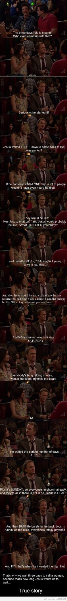 I love How I Met Your Mother