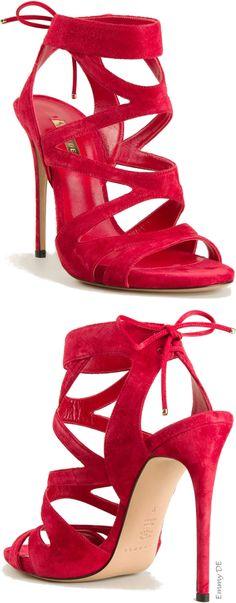 Emmy DE * Casadei wrap-around sandals