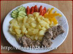 VAŘENÍ V PARNÍM HRNCI « Rubrika | Zdenky vaření Beef, Food, Meat, Essen, Meals, Yemek, Eten, Steak