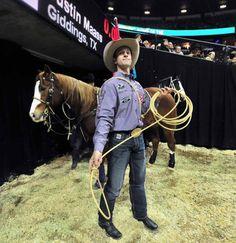 Roping Champ Shane Hanchey Readies His Next Run At NFR Glory - Cowboys & Indians Magazine - January 2015