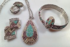 1970s Vintage SARAH COVENTRY 6 Piece PARURE by thepopularjewelry, $75.00