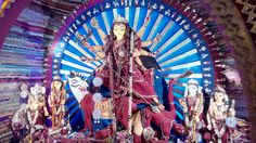 Durga Puja Kolkata, Durga Goddess, Goddesses, Fair Grounds