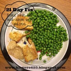 21 day fix - clean eating made easy!