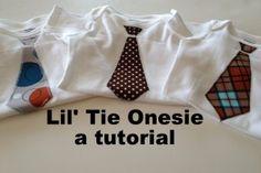 Tie tutorial