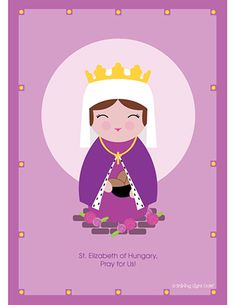 printables Most adorable saint cards!