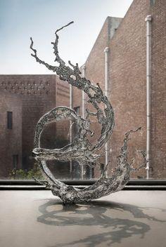 WATER IN DRIPPING No. 6, Zheng Lu - 2013