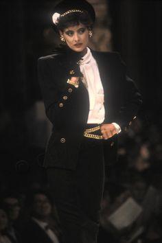 Ines_de_la_Fressange_Chanel Couture F-W 1984-85-Photo Guy Marineau_002