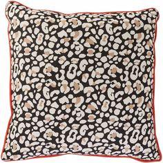 Wilko Urban Animal Print Cushion 43x43cm   Wilko Printed Cushions, Scatter Cushions, Outdoor Seat Cushions, Cushion Fabric, Urban, Dream Garden, Animal, Leather, Design
