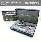 Infinity Harder & Steenbeck with 2 nozzle sets airbrush set two in one Price Comparison, Airbrush, Infinity, Dreams, Stuff To Buy, Ebay, Air Brush Machine, Infinite