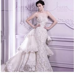 Buy wholesale Custom Made Mermaid Lace Wedding Dresses With Attachable Train 2015 Sweetheart Strapless Chapel Train Bridal Gown Wedding Gown which is at a discount now. elegantdresses has guaranteed its quality. mermaid tail wedding dress, mermaid wedding dress pattern and mermaid wedding dresses under 500 are all in the list of superb dresses.