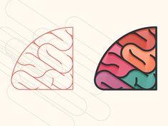 Brain Construct by Yoga Perdana  #colors