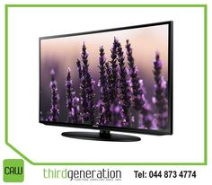 Enjoy a greater level of home entertainment realism than ever before. Thanks to a resolution twice as high as standard HD TV's, the #Samsung FHD TV delivers a breathtaking viewing experience. Available from #ThirdGenerationCAW.