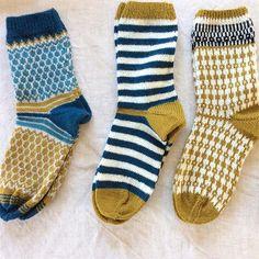 Soxx No. 11 pattern by Kerstin Balke Ravelry: Soxx No. 11 pattern by Kerstin Balke. Crochet Socks, Knitting Socks, Knitting Stitches, Baby Knitting, Knit Crochet, Knitting Blogs, Knitting Designs, Knitting Projects, Ravelry