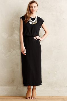 Octavie Blouson Midi Dress #anthropologie