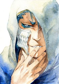 BLEACH, Grimmjow Jeagerjaque