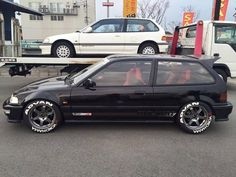 Rad Racer — Street Weapon / Kanjo Style #3 Honda Civic EF
