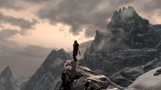 free wallpaper and screensavers for the elder scrolls v skyrim, 290 kB - Auden Longman