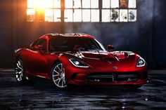 New Viper is pretty sick...Corvette is still a better performance value though