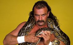 "Guest Jake The Snake Roberts. Listen to ""On the Mat: Guest Wrestling Legend Jake The Snake Roberts"" on Spreaker. Jake The Snake Roberts, World Championship Wrestling, Andre The Giant, Wrestling Superstars, Star Show, News Around The World, Big Star, Dallas Cowboys, Film"