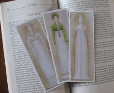 Pride and Prejudice - Jane Austen - book marks - like!!