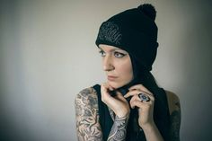 """Baphomet Lotus"" Ring available at www.crmc-clothing.co.uk 