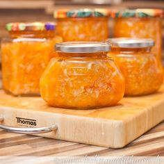 Apfel-Karotten-Marmelade | lecker macht laune