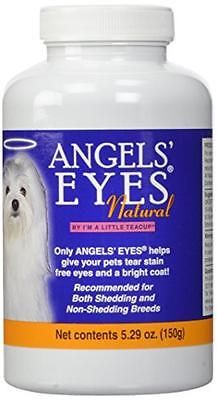 ANGELS' Eyes Natural Tear Stain Eliminaton and Remover, Chicken Flavor, 300 gm,