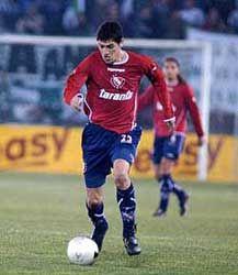 Cristian Zurita - Club Atletico Independiente de Avellaneda