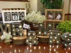 Have a wedding or event coming up? We have trendy decor to add the finishing touch of uniqueness and fun to your wedding/event. We have a great variety of rustic/shabby/rustic chic/boho styles! We rent our inventory by the piece so you can create your one-of-a-kind event. We are located out of Pleasant Grove. Message me to come view our decor or with any questions!
