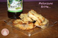 Melanzane fritte - Fried eggplant