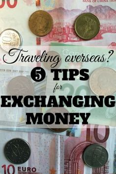 5 Tips for Saving on Currency Conversion for International Travel - Traveling Mom
