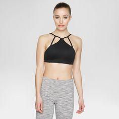 b4fd20de8372a Velvet Rose Women s Fashion Bra - Black Space Dye XS