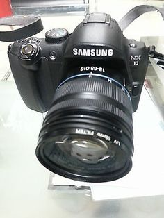 SAMSUNG NX10   18-55mm III F3.5-5.6 OIS (used, 95% to the new),free shipping