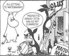 Muumittajan Muumi-blogi: Muumilaakson uudet tuulet Tove Jansson, Comics, Art, Art Background, Kunst, Cartoons, Performing Arts, Comic, Comics And Cartoons