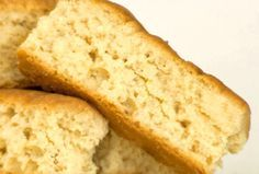 Buttermilk rusks are always a winner, especially when dunked in tea or coffee! While South Africans around the world yearn for and enjoy the well known Ouma Rusks,there's something a bit special about home made rusks. For those not in the know, rusks are Scones, Kos, Buttermilk Rusks, Baking Recipes, Cookie Recipes, Ma Baker, All Bran, South African Recipes, South African Food
