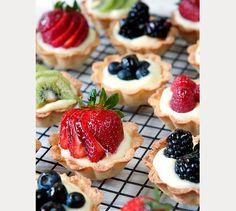Mini Wedding Desserts You're Gonna Love! ~  we ❤ this! moncheribridals.com #weddingminidesserts