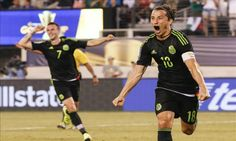 México eliminó a Costa Rica en la Copa Oro 2015 #Mexico #CostaRica #CopaOro2015