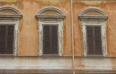 Windows in Italy, what a view