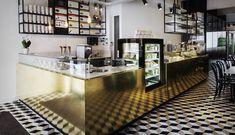 Bij Cremerie Germaine in Antwerpen voel je je als een kind in een ijswinkel. Hier geniet je van huisgemaakte Italiaanse gelato in een puik interieur.
