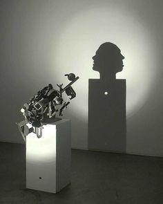 amazing, art, Inspiration, junk, light, shadow, inspiration, creative, a_hole