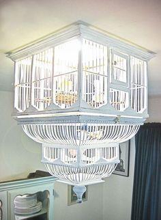 vogelkäfiglampe
