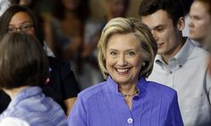 Group Backing Hillary Clinton Gets $1 Million From Anonymous Donors